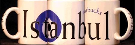 Starbucks City Mug Istanbul 1 - made in England