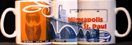 Starbucks City Mug Minneapolis / St. Paul