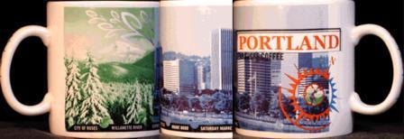 Starbucks City Mug Portland