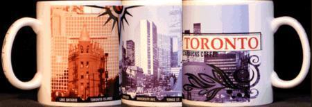 Starbucks City Mug Toronto