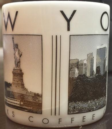 Starbucks City Mug New York Demitasse