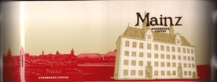 Starbucks City Mug Mainz - Old University Building