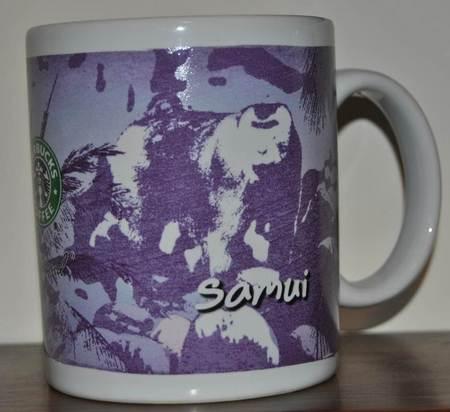 Starbucks City Mug Samui