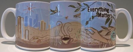 Starbucks City Mug Everything Matters