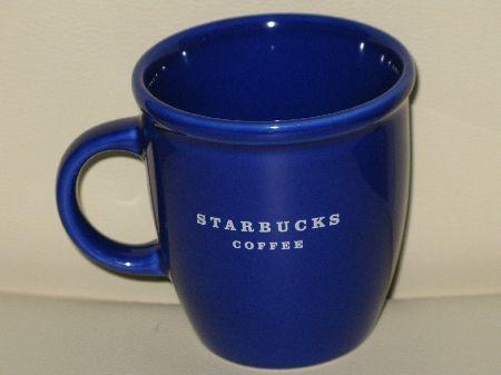 Starbucks City Mug Starbucks Coffee - Blue Abbey