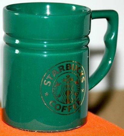 Starbucks City Mug Starbucks Mug - Green
