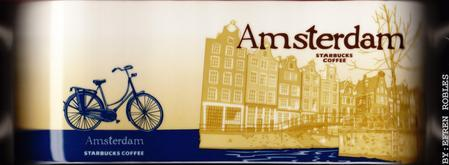 Starbucks City Mug Amsterdam I - Brouwersgracht