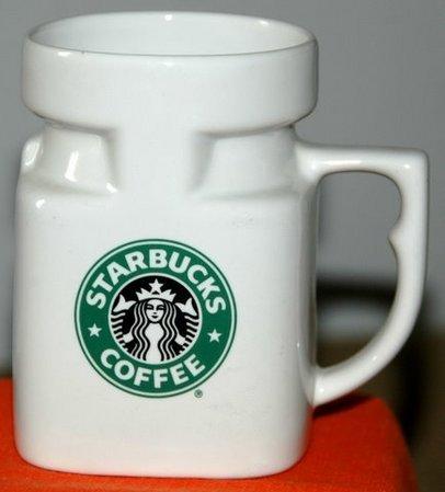 Starbucks City Mug Starbucks Mug - White
