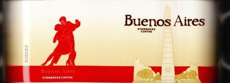 Starbucks City Mug Buenos Aires - Obelisco