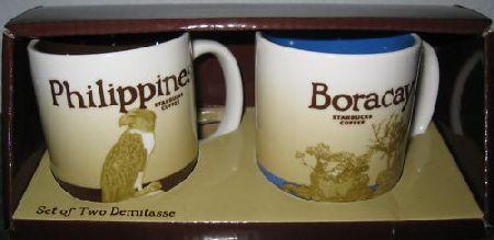 Starbucks City Mug Boracay Demi Icon