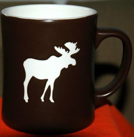 Starbucks City Mug moose