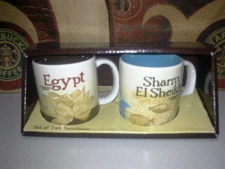 Starbucks City Mug Sharm El Sheikh
