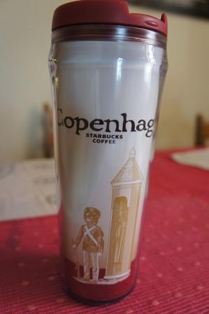 Starbucks City Mug Copenhagen Icon Tumbler