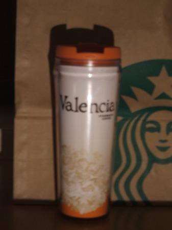 Starbucks City Mug Valencia Icon Tumbler