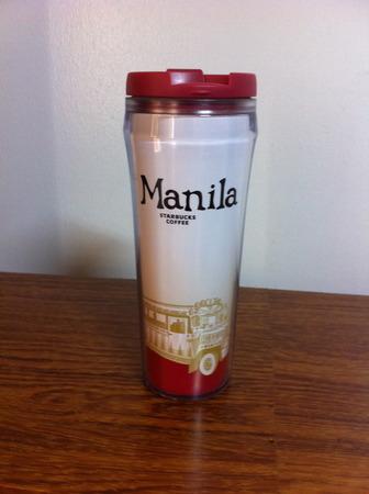 Starbucks City Mug Manila Icon Tumbler