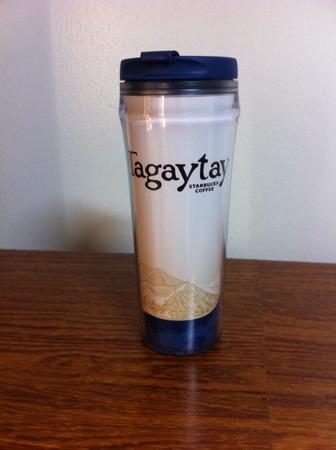 Starbucks City Mug Tagaytay Icon Tumbler