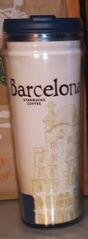 Starbucks City Mug Barcelona Icon Tumbler