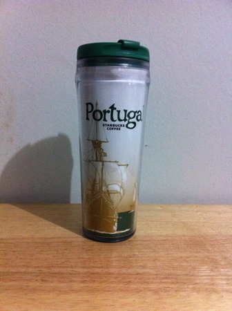 Starbucks City Mug Portugal Icon Tumbler