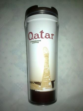 Starbucks City Mug Qatar Icon Tumbler