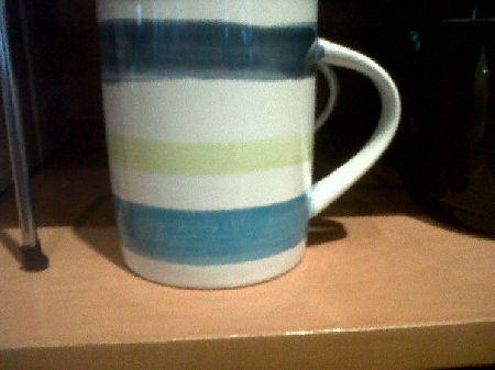 Starbucks City Mug Stripes