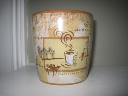 Starbucks City Mug Aroma
