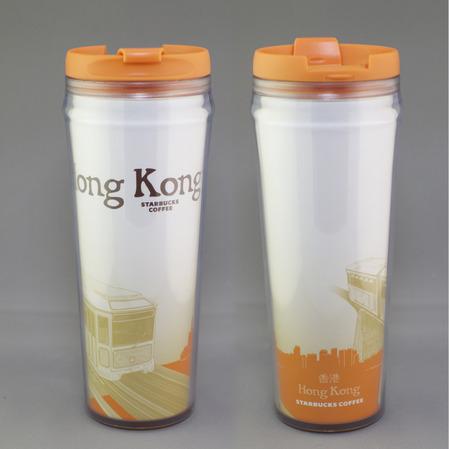 Starbucks City Mug Hong Kong Tumbler