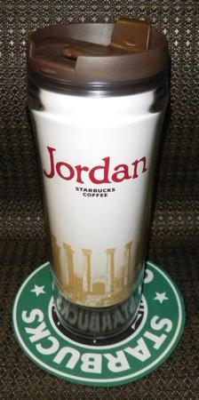 Starbucks City Mug Jordan Icon Tumbler