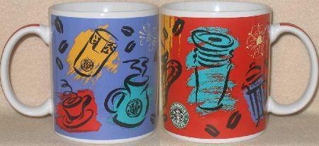 Starbucks City Mug Starbucks Mug tea pot