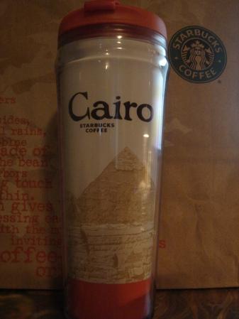 Starbucks City Mug Cairo Icon Tumbler