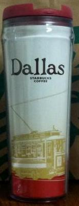 Starbucks City Mug Dallas Icon Tumbler