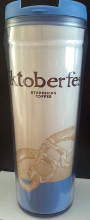 Starbucks City Mug Oktoberfest Icon Tumbler