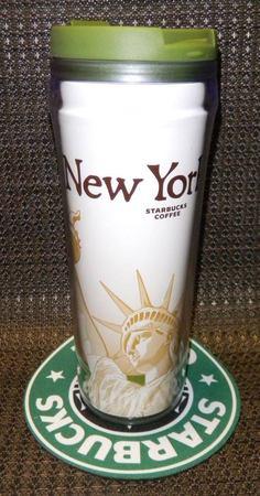 Starbucks City Mug New York Icon Tumbler