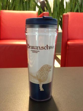 Starbucks City Mug Braunschweig Icon Tumbler