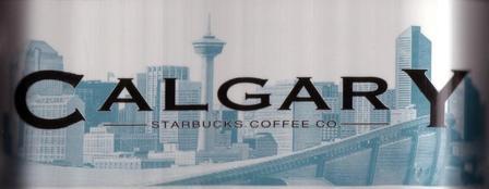 Starbucks City Mug Calgary - Stampede City 18 oz Mug