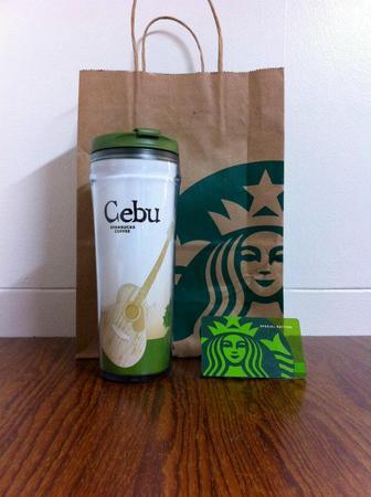 Starbucks City Mug Cebu Icon Tumbler