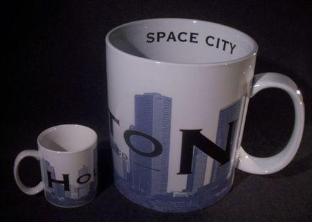 Starbucks City Mug Houston \