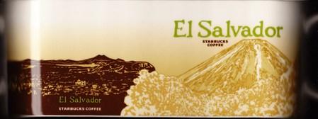 Starbucks City Mug El Salvador - Izalco