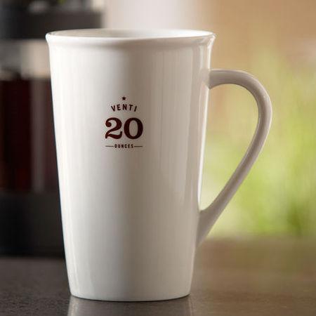 Starbucks City Mug 2010 Venti Classic Mug