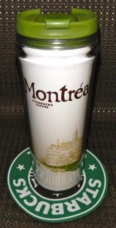 Starbucks City Mug Montreal Tumbler