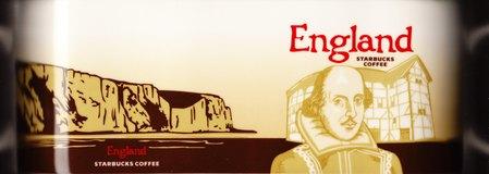 Starbucks City Mug England II - Shakespeare\'s Birthplace