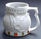 Starbucks City Mug World Globe Version 2