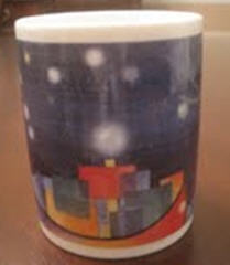 Starbucks City Mug Japan Holiday mug