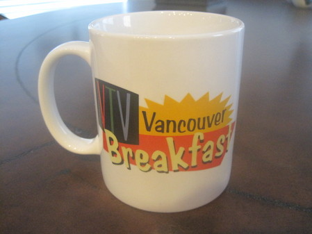Starbucks City Mug Vancouver Breakfast 2