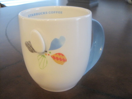 Starbucks City Mug Chinese tea mug