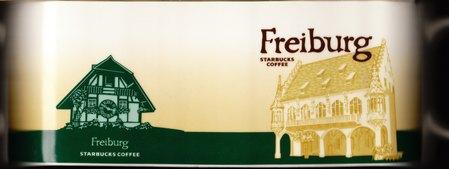 Starbucks City Mug Freiburg - Historic Merchants Hall