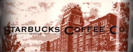 Starbucks City Mug Starbucks Coffee Co. - Pour Your Heart Into It 18 oz Mug