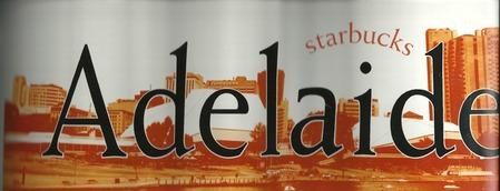 Starbucks City Mug Adelaide 1
