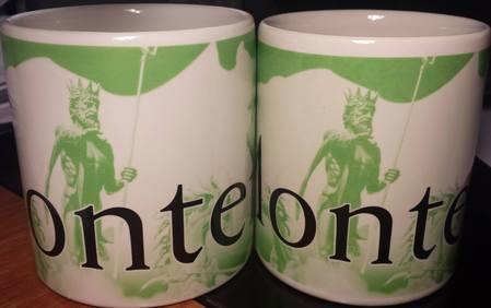 Starbucks City Mug Monterrey V2 - 16 OZ