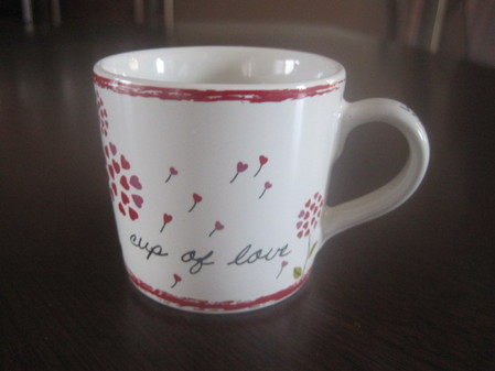Starbucks City Mug Cup of Love--1