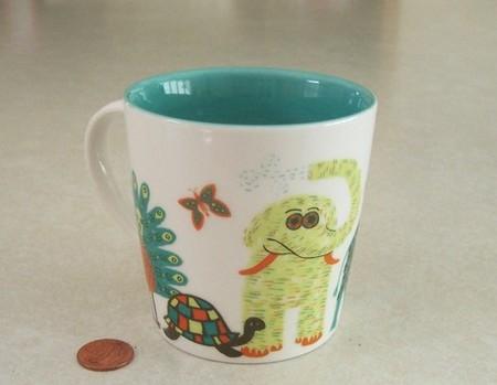 Starbucks City Mug Drunk Elephant mug